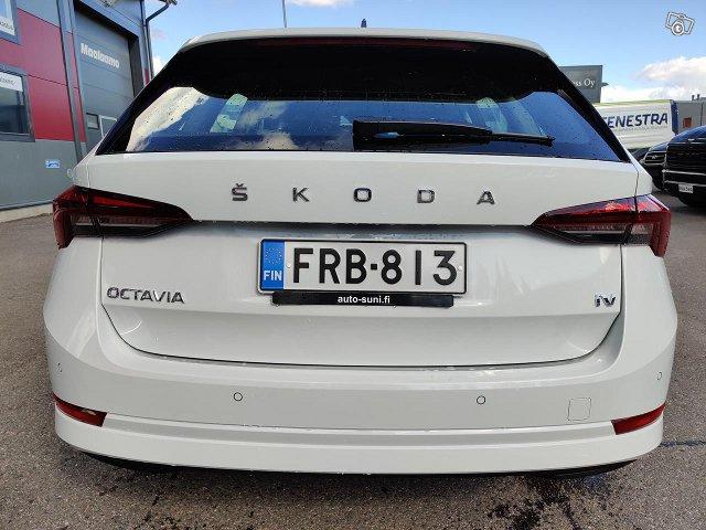 Skoda Octavia 4