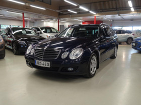 Mercedes-Benz E, Autot, Forssa, Tori.fi