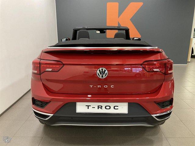 Volkswagen T-Roc Cabriolet 8