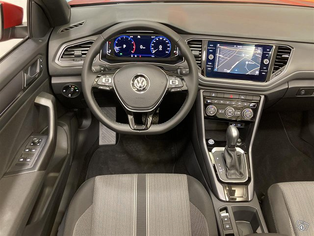 Volkswagen T-Roc Cabriolet 10