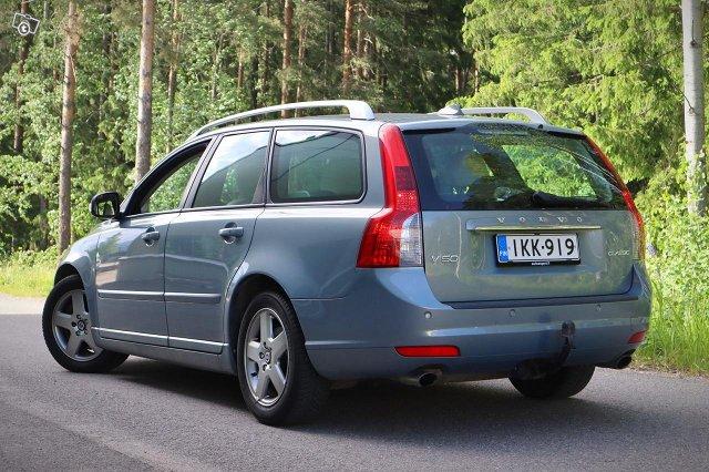 Volvo V50 4