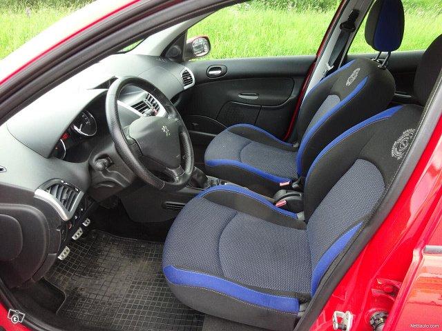 Peugeot 206+ 9