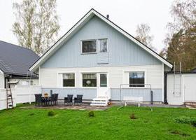 4H, 108m², Mustikkatie 8 A, Vaasa, Myytävät asunnot, Asunnot, Vaasa, Tori.fi