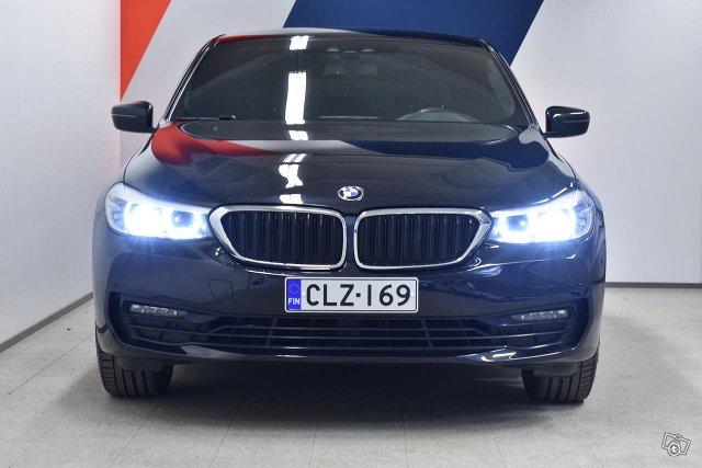 BMW 620 Gran Turismo 2