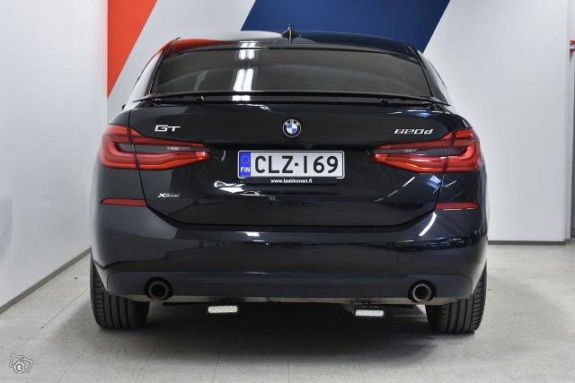 BMW 620 Gran Turismo 6