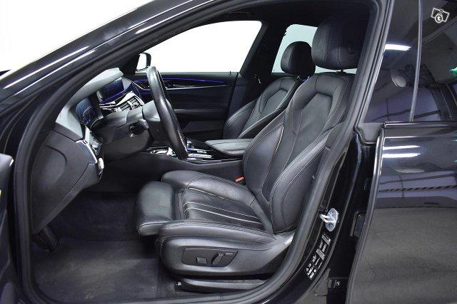 BMW 620 Gran Turismo 9