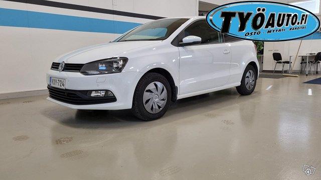 Volkswagen Polo Van 2