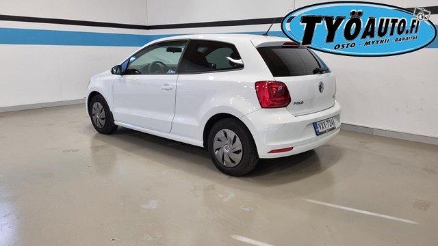 Volkswagen Polo Van 3