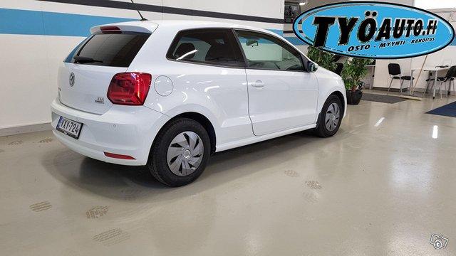 Volkswagen Polo Van 4
