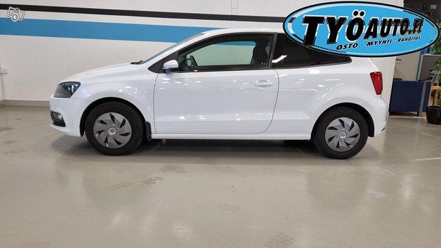 Volkswagen Polo Van 5