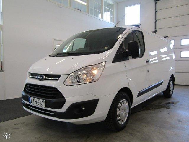Ford Transit Custom 1