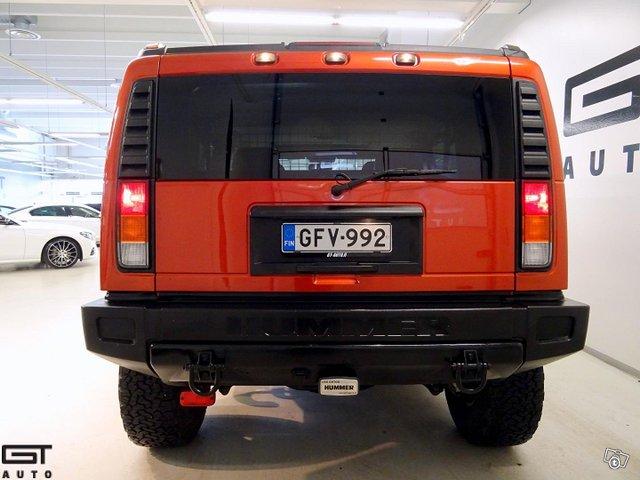 Hummer H2 4