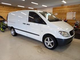 Mercedes-Benz Vito 111 CDI, Autot, Ranua, Tori.fi