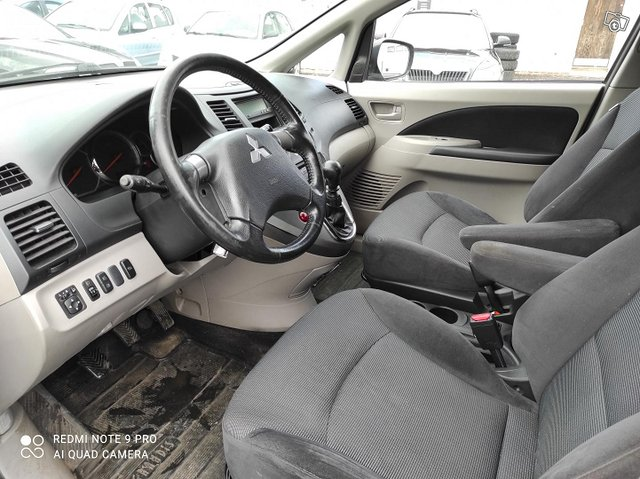 Mitsubishi GRANDIS 7