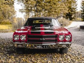 Chevrolet Chevelle, Autot, Espoo, Tori.fi