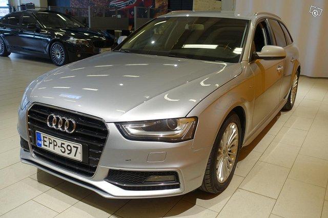 Audi A4 3