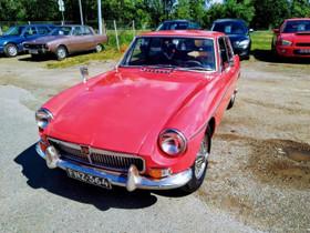 MG B GT, Autot, Hämeenlinna, Tori.fi