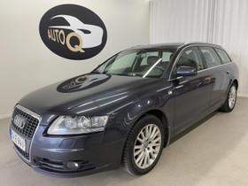 Audi A6, Autot, Hämeenlinna, Tori.fi