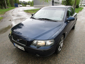 Volvo S60, Autot, Siilinjärvi, Tori.fi