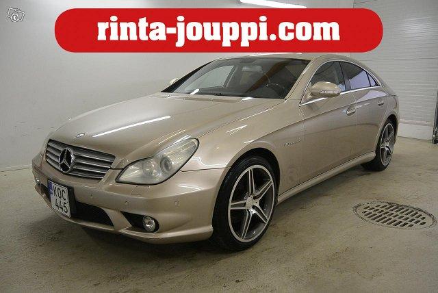 Mercedes-Benz CLS, kuva 1