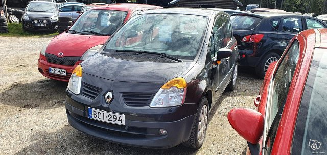 Renault Modus 3