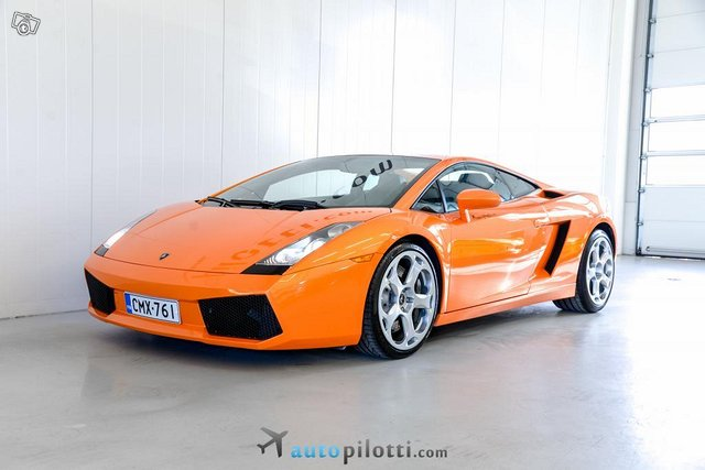 Lamborghini Gallardo 12