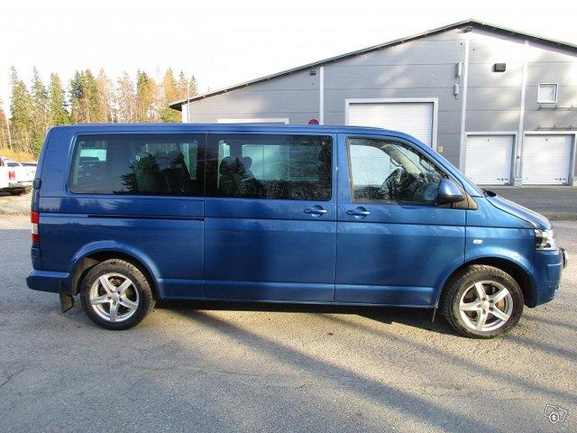 Volkswagen Caravelle 3