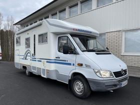 Adriatik Stargo 670 SP, Matkailuautot, Matkailuautot ja asuntovaunut, Rauma, Tori.fi