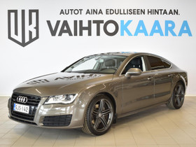 Audi A7, Autot, Lempäälä, Tori.fi