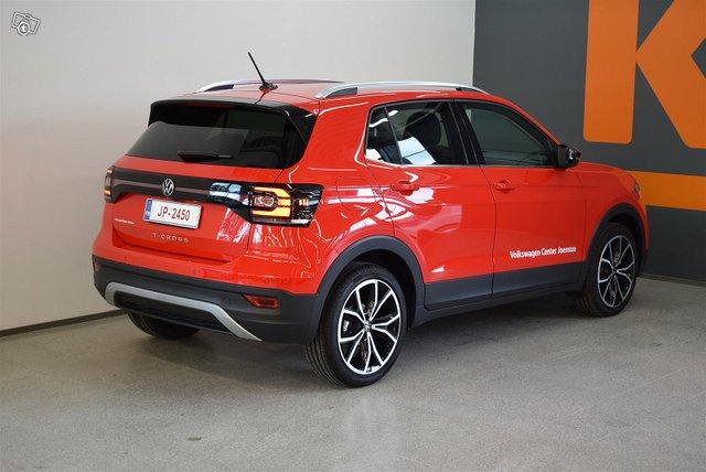 Volkswagen T-Cross 4