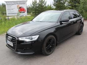 Audi A6, Autot, Saarijärvi, Tori.fi