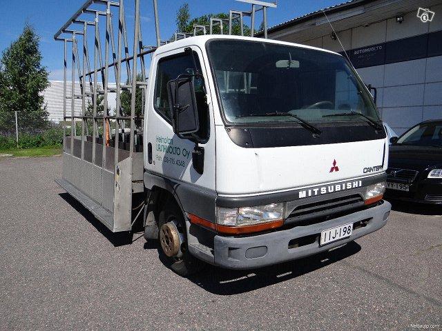 Mitsubishi Canter 3
