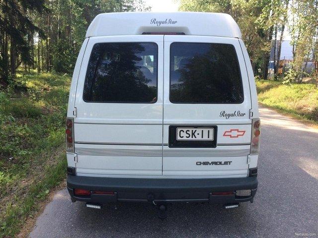 Chevrolet Astro 17