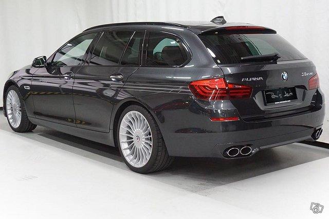 BMW Alpina D5 Biturbo 3