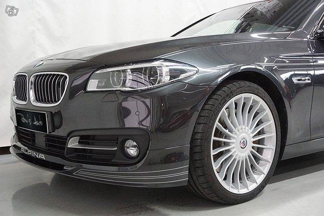 BMW Alpina D5 Biturbo 4
