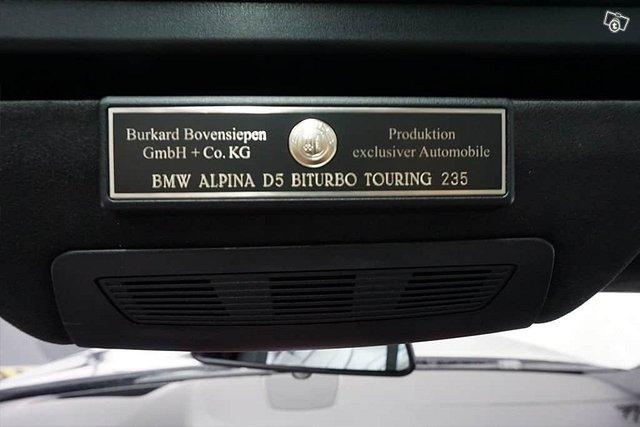 BMW Alpina D5 Biturbo 14
