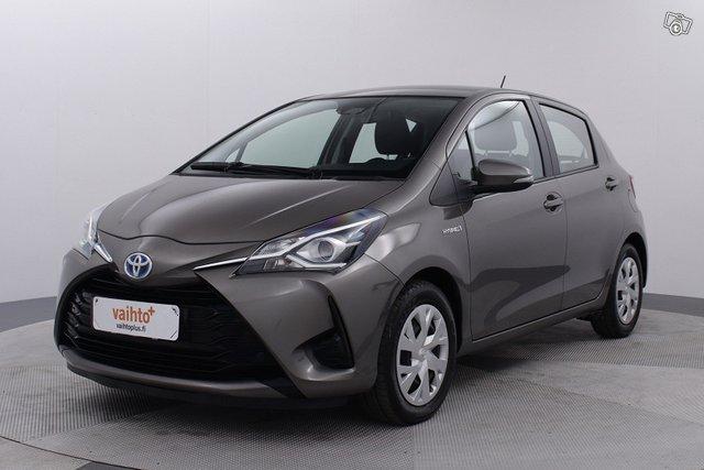 Toyota YARIS, kuva 1