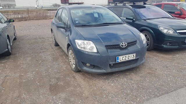 Toyota Auris, kuva 1