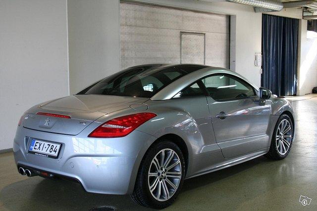 Peugeot RCZ 2