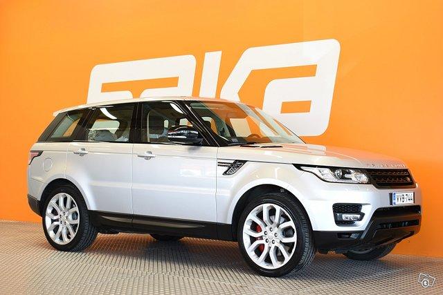 Land Rover Range Rover Sport 1