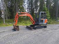 Pel-Job EB406 Kumitela Kaivinkone -98