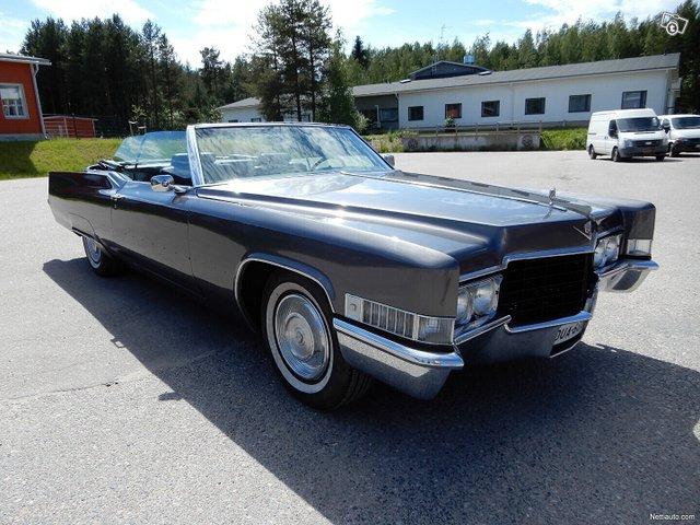 Cadillac De Ville 3