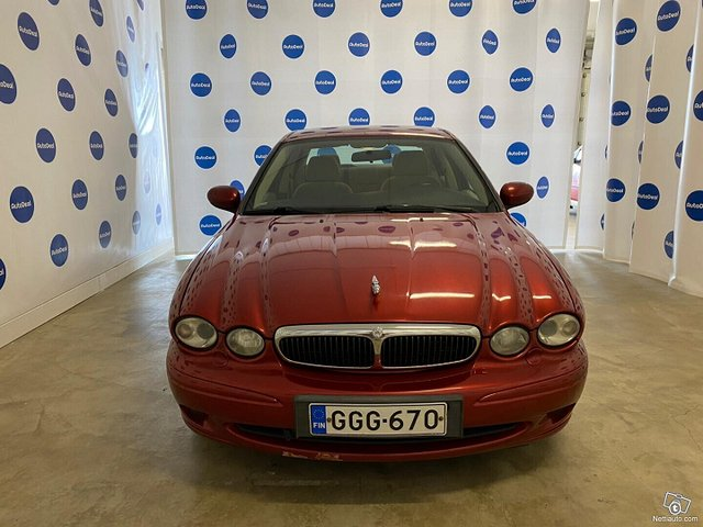 Jaguar X-type 2