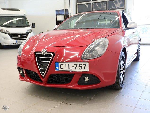 Alfa Romeo Giulietta 4