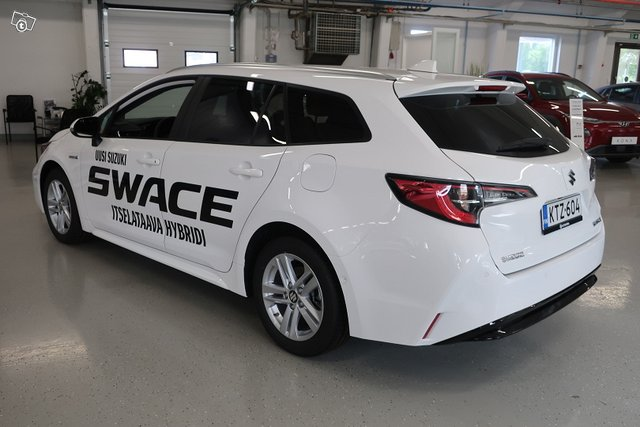Suzuki Swace 7