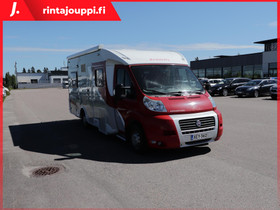 Dethleffs avantage t6501, Matkailuautot, Matkailuautot ja asuntovaunut, Lahti, Tori.fi