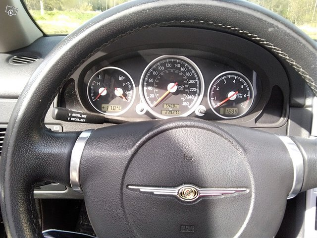DaimlerChrysler Crossfire 8