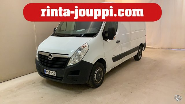 Opel Movano, kuva 1