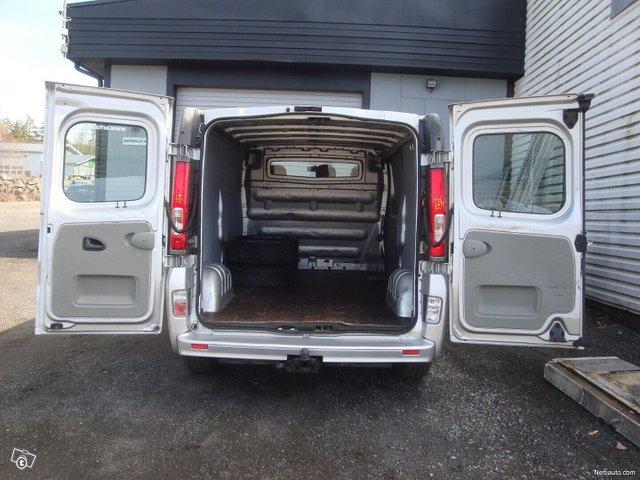 Nissan Primastar 16