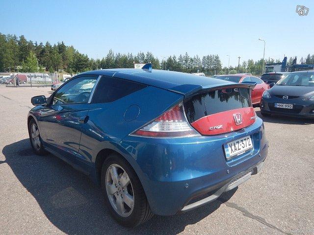 Honda CR-Z 3